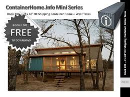 104 Shipping Container Homes In Texas Home Book 204 2 X 40 Hc Victor Facebook