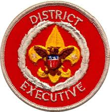 Cub Scout Committee Chair Patch Placement by District Leader Position Descriptions