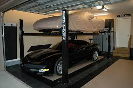 garage car lift hire Garage Car Lift Impressive Ideas for Small