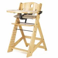 Keekaroo Height Right High Chair With Tray Natural - Free ...
