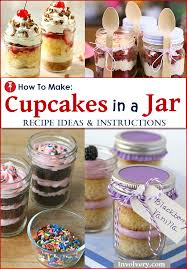 Freezing Pumpkin Puree In Glass Jars by Mason Jar Diy Idea Cupcakes In A Jar Diy Instructions U0026 Recipe