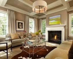 Fabulous Neutral Living Room Colors In Interior Home Design Style With
