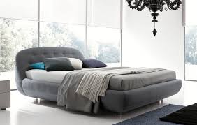 Made in Italy Nano Fabric High End Platform Bed Detroit Michigan RSECL