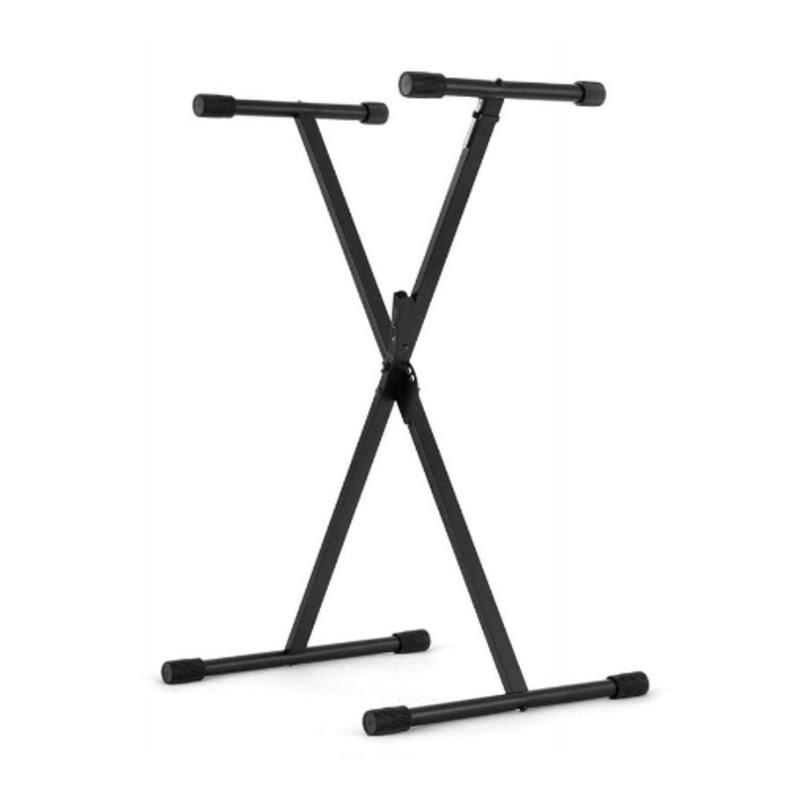 Nomad Single X-Style Keyboard Stand with Lever Action