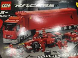 LEGO RACERS SCUDERIA Ferrari Truck - $75.00 | PicClick Lego Speed Champions 75913 F14 T Scuderia Ferrari Truck By Editorial Model And Car Toys Games Others On Carousell Luxury By Lego Choice Hospality Truck Sperotto Spa Harga Spefikasi And Racers Scuderia 7500 Pclick Custom Bricksafe Ferrari Google Search Have To Have It Pinterest Ot Saw Some Trucks In Belgiumnear Formula1