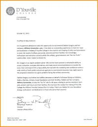 Sample Of Remendations Letter Aprilonthemarchco Letter Of