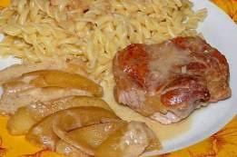 cuisiner rouelle de porc en cocotte minute rouelle à la moutarde