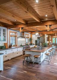 Rustic Modern Kitchen Ideas Rustic Kitchen Ideas 10 Warm Designs You Will