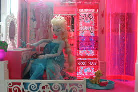 Barbie Living Room Playset by Barbie Dreamhouse Dolls House Playset Toys R Us Toy Box