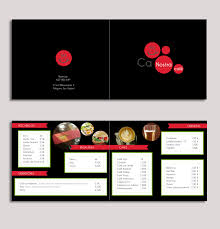 Diseño Cartas Restaurante Mallorca H2A Comunicació Agencia