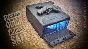 Homak Gun Safe Default Code by Stack On Quick Access Safe Review And Demo Youtube