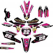 kit deco rockstar 250 450 yzf 2014 2015 rs shop by rs