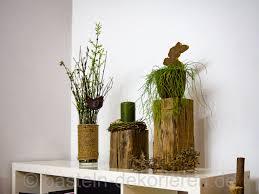 einfache osterdeko basteln und dekorieren
