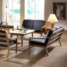 modernes sofa 1260k dyrlund stoff aus eiche 2 personen
