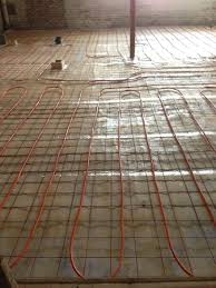 Radiant Floors For Cooling by Radiant Floor Heating In Mixed Use Retail And Apartment Moss Design