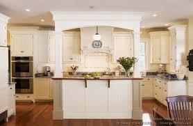 Kitchen Design White Cabinets Wood Floor