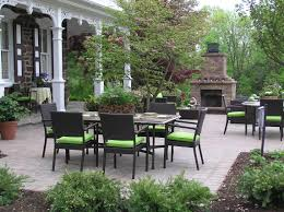 Paver Patio Ideas On A Budget by Cheap Backyard Patio Ideas On A Budget Interesting Landscaping And