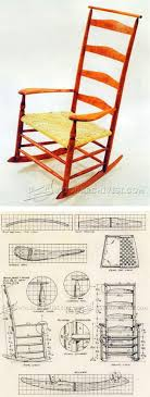 Shaker Rocking Chair Plans - Furniture Plans And Projects ... Small Rocking Chair For Nursery Bangkokfoodietourcom 18 Free Adirondack Plans You Can Diy Today Chairs Cushions Rock Duty Outdoors Modern Outdoor From 2x4s And 2x6s Ana White Mainstays Solid Wood Slat Fniture Of America Oria Brown Horse Outstanding Side Patio Wooden Tables Carson Carrington Granite Grey Fabric Mid Century Design Designs Acacia Roo Homemade Royals Courage Comfy And Lovely