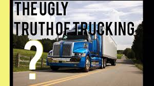 100 Truth About Trucking The UGLY Of 3 Things You Need To Know To Protect