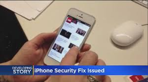 Apple Issues Security Alert For iPhones iPads