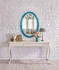 Crackle Glass Bathroom Set by 32 5