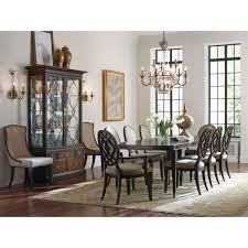 American Drew Grantham Hall 7pc Rectangular Dining Table Set636