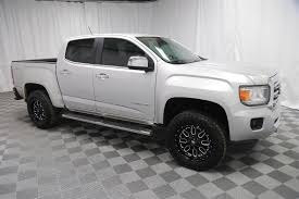 100 4x4 Truck Rims PreOwned 2015 GMC Canyon Crew Cab SLT In Wichita U569759