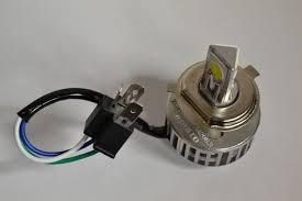 69 95 led headlight retrofit 15 minute install fuel moto harley