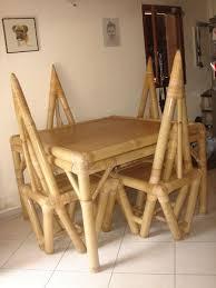 achetez table et 4 chaises occasion annonce vente à cézaire