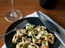 Pumpkin Ravioli Sage Butter Sauce by Tortellini With Garlic Sage Butter Sauce Recipe Quick From