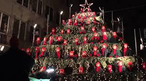 Bellevue Baptist Church Singing Christmas Tree Youtube by The Singing Christmas Tree 2011 Zurich Youtube