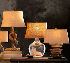 Fillable Lamp Base Ideas by Driftwood Table Lamp Base Pottery Barn