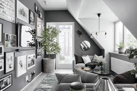 100 Attic Apartments 2 Gorgeous That Use Grey As Base