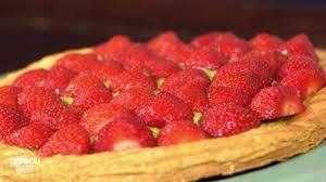 tarte aux fraises pate feuilletee la tarte fraise matcha une recette du gâteau de mes rêves