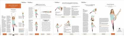 Design Google Search Projects To Try Advertisement Yoga Magazine Spread