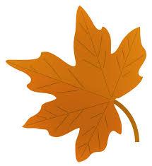 Drawn foliage autumn leaf 4