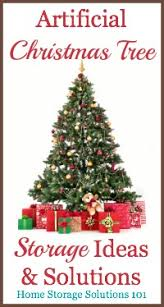 Christmas Tree Storage Tote With Wheels by Christmas Storage U0026 Organization Ideas Making Lemonade