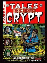 The EC Archives Tales From Crypt Volume 2 By Al Feldstein