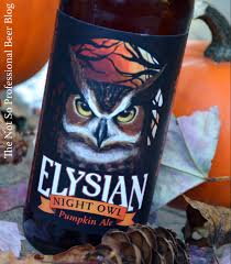 Wolavers Pumpkin Ale Percentage by The Not So Professional Beer Blog Review Night Owl Pumpkin Ale