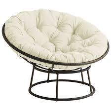 furniture pier one papasan cushion double papasan chair frame