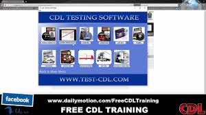 Free CDL Training - Free CDL Practice Test! - YouTube Ez Wheels Driving School 8552913722 Truck Schools Coinental Driver Traing Education In Dallas Tx Professional Courses For California Class A Cdl Filetrainco Truck Superior Township Mrsinnizter Da Trucker Looking For Free St Louis Community College Offers Free Driver Traing In Memphis Tn Curtis Carr Named National Directory Student Housing Tdds Technical Institute Diamond Ohio Roadmaster Backing A Youtube East Tennessee Commercial