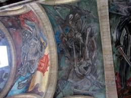 Jose Clemente Orozco Murales Hospicio Cabaas by José Clemente Orozco Mexican Painter Mexico Bariatric Center