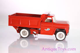 100 Structo Toy Truck Dump Pressed Steel Goodness For Sale Antique S