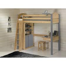 chambre avec lit mezzanine 2 places chevet pour lit mezzanine finest lit mezzanine x cm with chevet