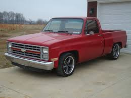 1986 Chevy Truck Red, Red Chevy Truck | Trucks Accessories And ...