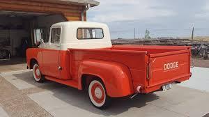 100 1956 Dodge Truck For Sale For Sale 1962895 Hemmings Motor News Classic
