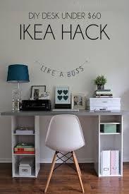 Wall Mounted Desk Ikea Uk by Best 25 Ikea Gaming Desk Ideas On Pinterest Ikea Desk Storage