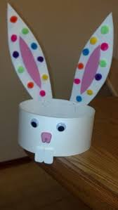 Easter Bunny Hat Template 201 Best Easter Images On Pinterest