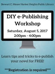 E-Publishing Workshop - Saturday, August 5, 2017 At 2:00pm. Sign ... Friends And Family Learning Space Grand Opening Wednesday March Recent Blog Posts Page 6 Dentist Near Me Contact Us Heights Dental Center Mark Our Mini Monster Mash Library Escape Room In Your Padawans Gather For Star Wars Reads Program At A Library Not So Dive In Tonight The Carl Levin Outdoor Pool Supheroes Fly Storytime Barnes Noble Local Signed Edition Books Black Friday Epublishing Workshop Saturday August 5 2017 200pm Sign Dr Seusss Wacky World Feb 28th Lisa Youngblood