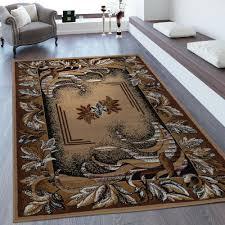 orient teppich vintage design barock optik